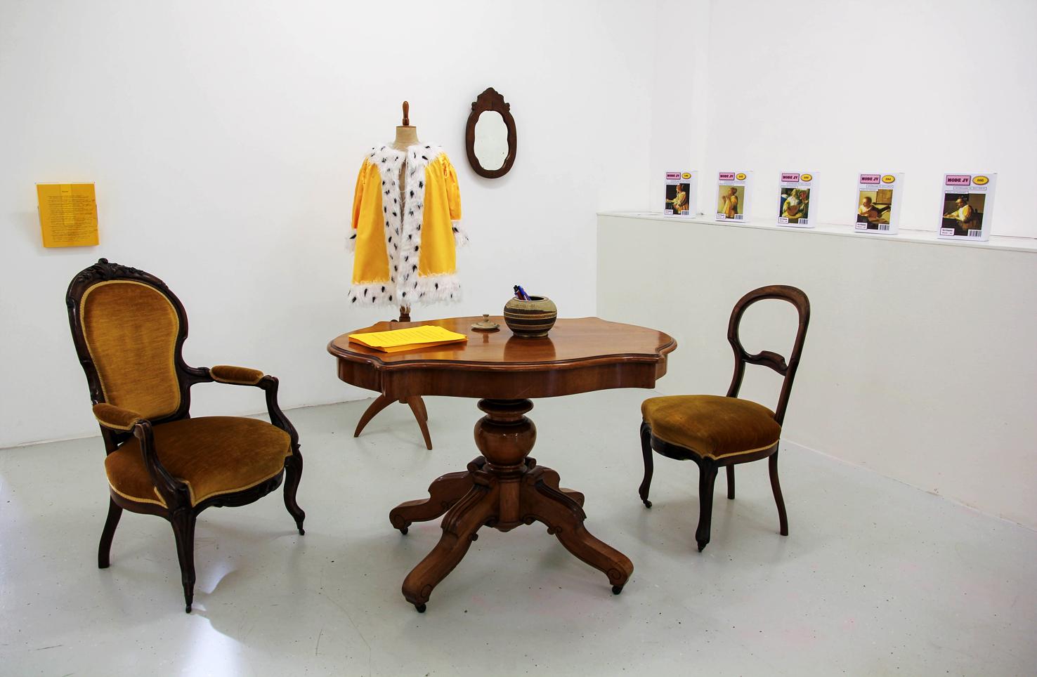Patricia Jacomella, Ausstellungsansicht, Like You, 2014