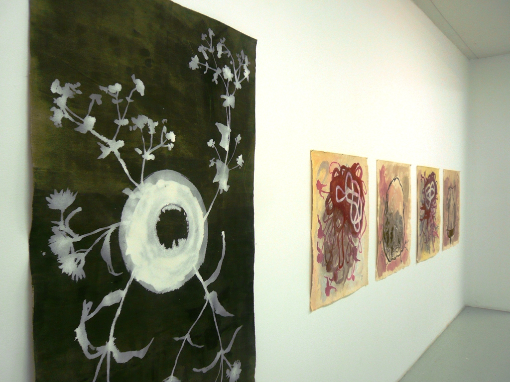 Ausstellungsansicht 2013, Brigitt Andermatt