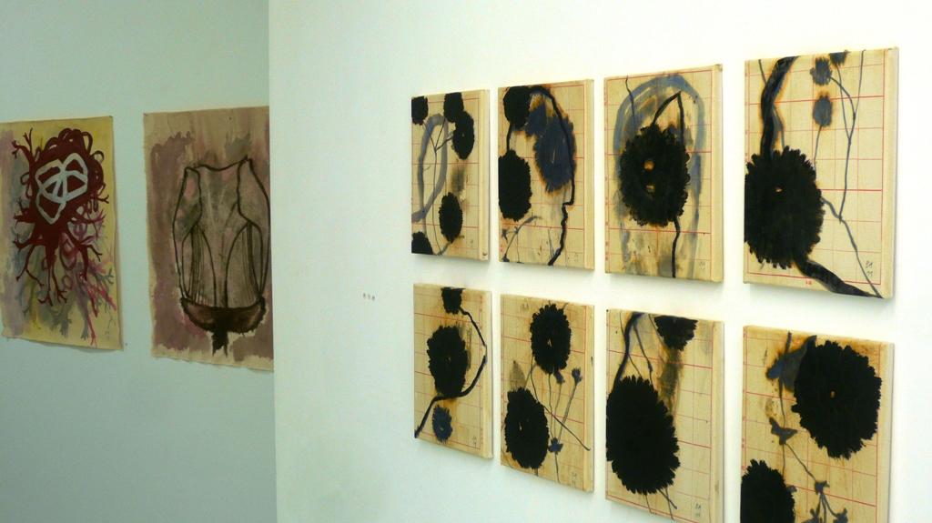 Brigitt Andermatt, Ausstellungsansicht 2013