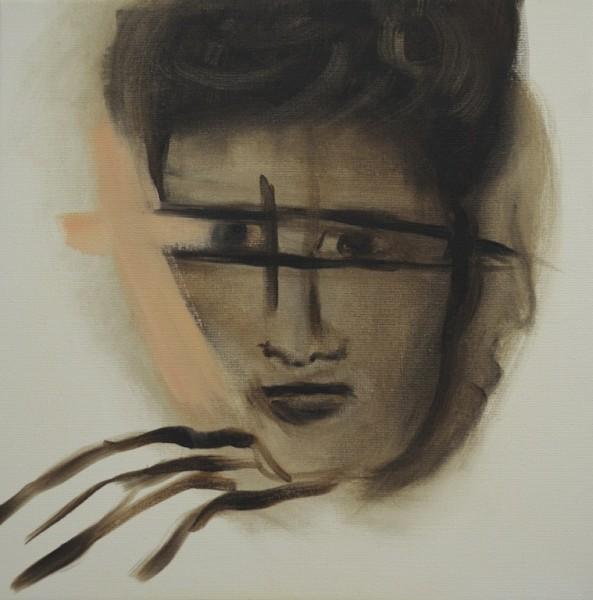 Judith Glaus, Human Sodi, Öl auf Leinwand