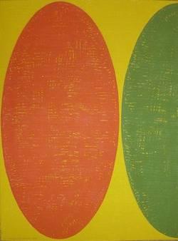 Michaël Berkhemer, Serigrafie, 1995