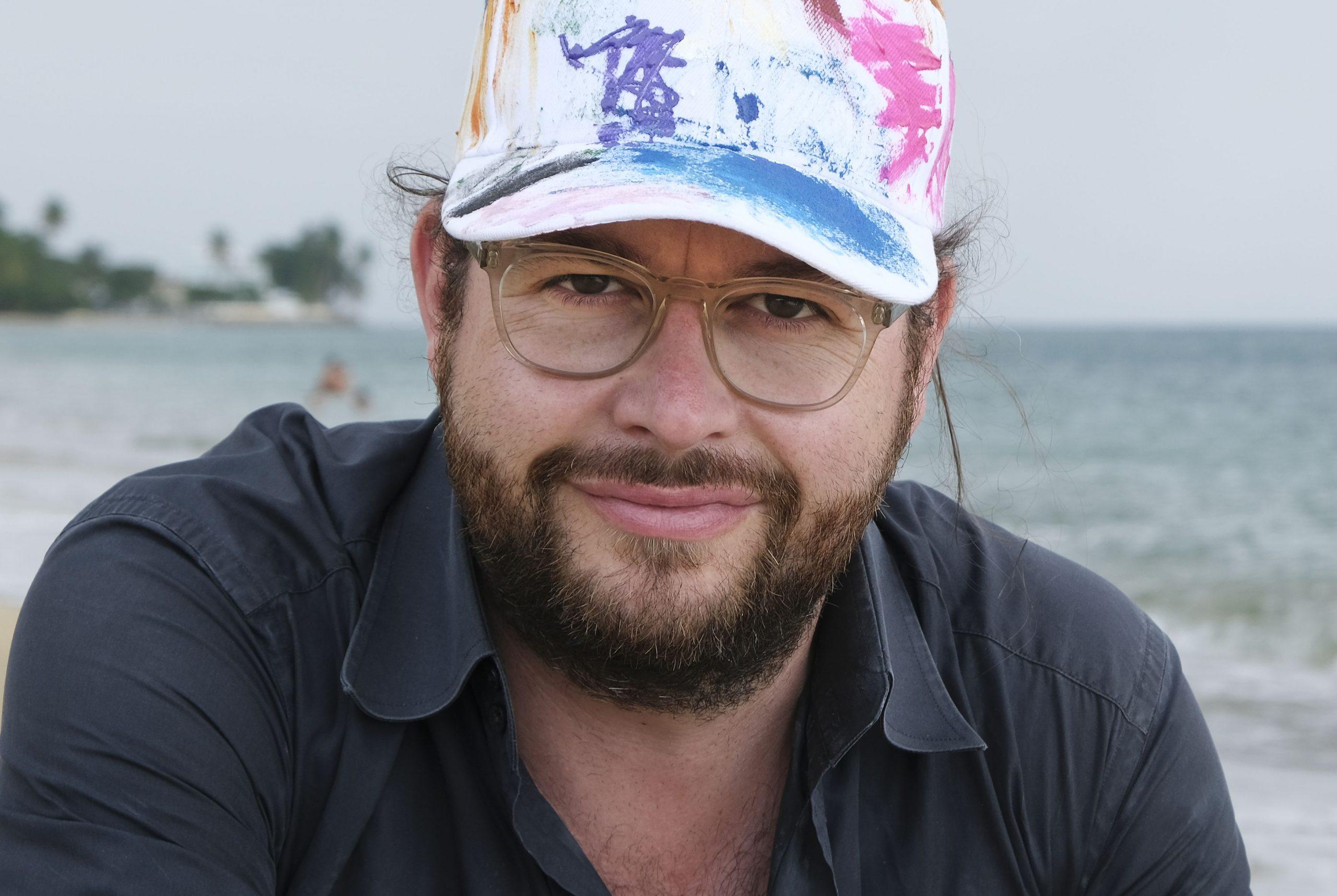 Jonas Burkhalter, Porträt